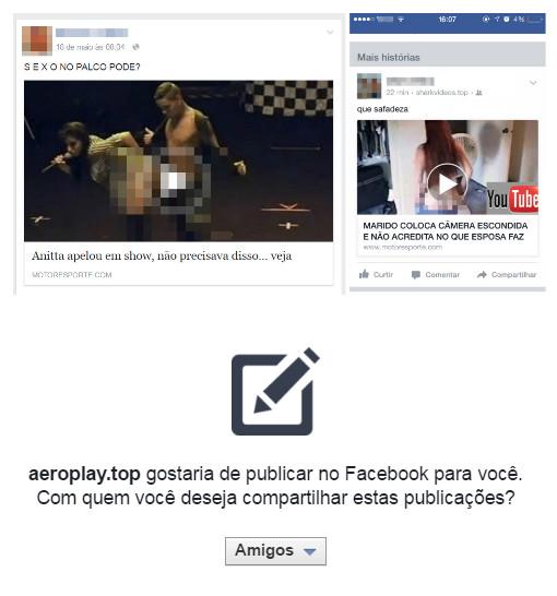 Vírus de Facebook