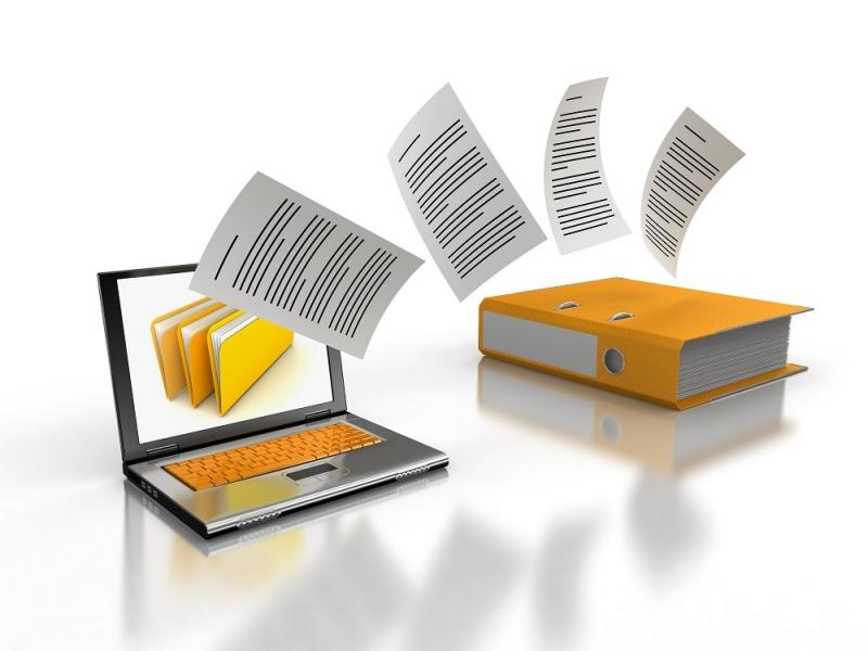 Sistema de Digitalização de Documentos GED