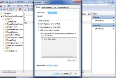 Vários sites com SSL no mesmo servidor, endereço IP e porta