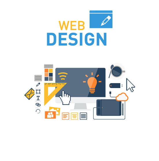 Website design and Web design